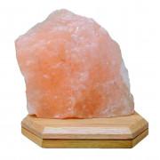 Светильник из гималайской соли Скала 10-14 кг