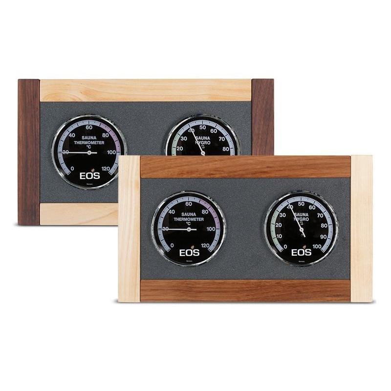 Комплект термометр и гигрометр для сауны EOS L в Украине