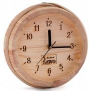 Часы настенные для предбаника Sawo 531-Р