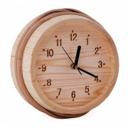 Часы настенные для предбаника Sawo 530-Р