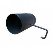 Кагла шибер для дымохода Kominus 120 мм