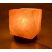 Светильник из гималайской соли Куб 4-5 кг