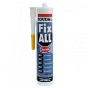 Клей-герметик для соли Soudal Fix All, 290 ml