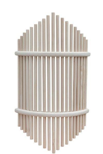 Фото абажура ограждения для светильника в баню