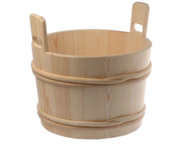 Фото ведра - запарника для сауны и бани